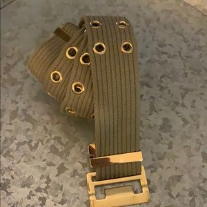 Auth Gucci Belt